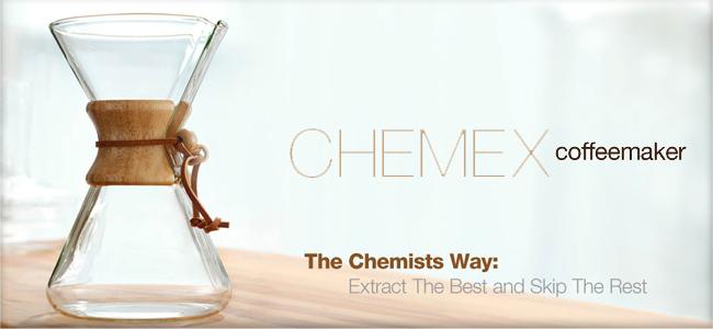 CHEMEX(ケメックス) コーヒーメーカー 6cup